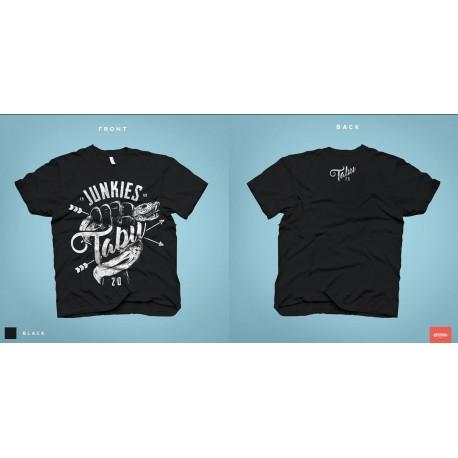 fb2d64242d Junkies Tabu 20 férfi és női póló - Popshop