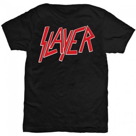 Slayer Classic logo férfi és női póló