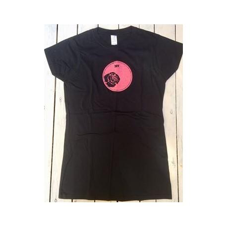 Rózsa férfi és női póló