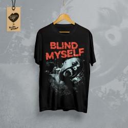 Blind Myself - Szuri férfi póló