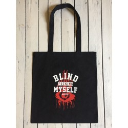 Blind Myself - FCKNG vászontáska