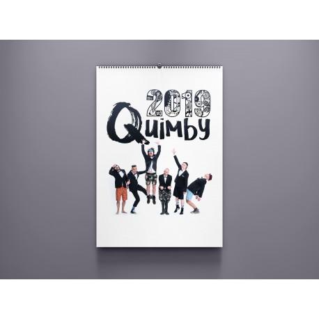 Quimby naptár 2019