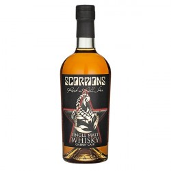Scorpions Whisky