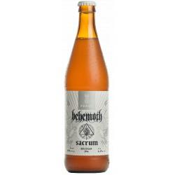 Behemoth Sacrum Beer