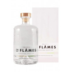 In Flames Gin Elderflower & Cucumber