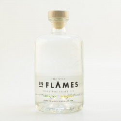 In Flames Gin Green Tea & Bergamot