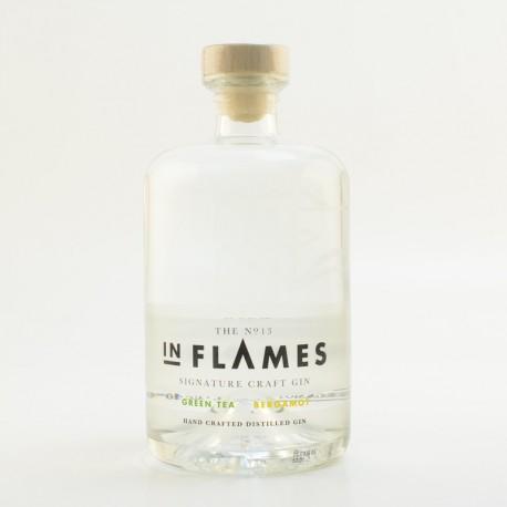 In Flames Gin Green Tea & Bergamot