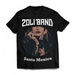 Zoli Band - Santa Monica férfi és női póló