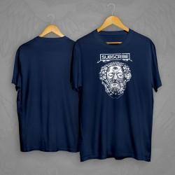 Subscribe - Head Navy férfi póló