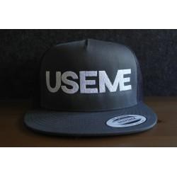 USEME - Logo Classic Trucker Snapback