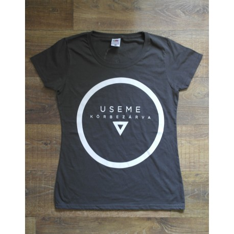 USEME - Körbezárva női póló