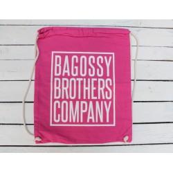 Bagossy - BBC Logo tornazsák