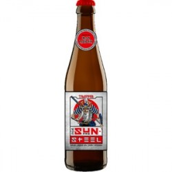 Iron Maiden - Trooper sun & Steel Saké Lager