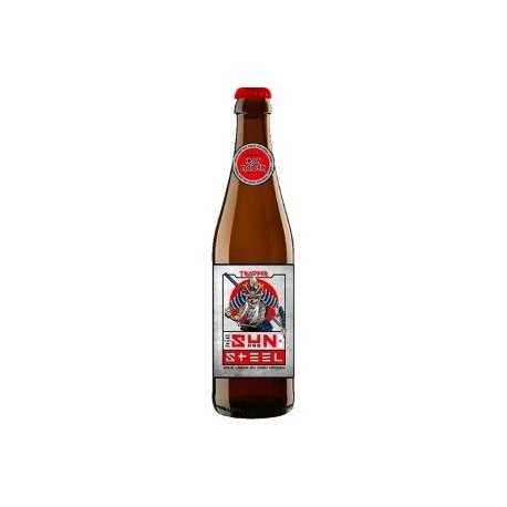 Iron Maiden - Trooper sun & Steel Saké Lager