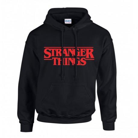 Stranger Things kapucnis pulóver