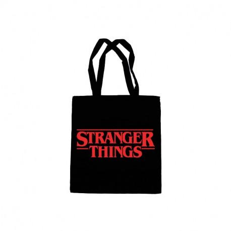 STRANGER THINGS vászontáska