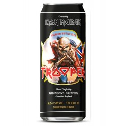 Iron Maiden - Trooper Ale