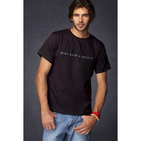 Quimby - Jelet adok férfi és női póló
