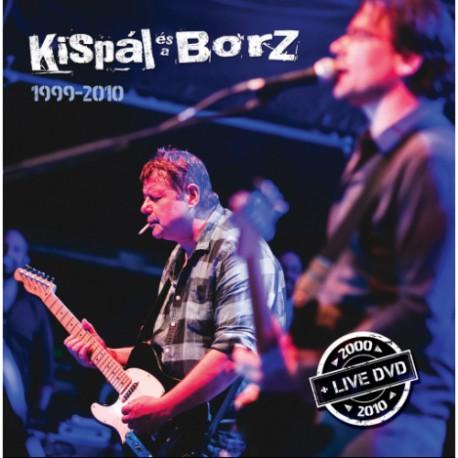 Kispál és a Borz - Összes 1999-2010 ( 4 CD + DVD)