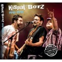 KISPÁL ÉS A BORZ - 1995-1998 (4 CD + DVD)