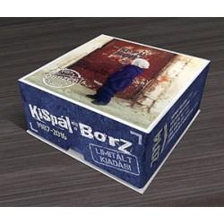 KISPÁL ÉS A BORZ - 1987-2016 - 4CD+DVDKISPÁL ÉS A BORZ - 1987-2016( 4CD+DVD)
