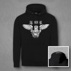 Subscribe - Wings 2 Kapucnis pulóver