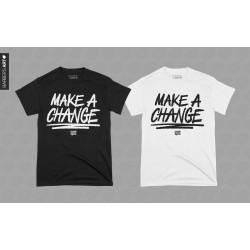 PATR - Make A Change férfi és női póló