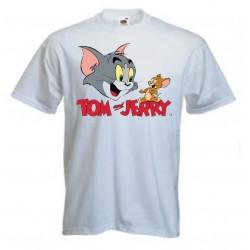 Tom és Jerry Classic férfi és női póló