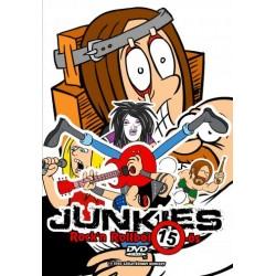 Junkies - Rock'n Rollból 15-ös DVD