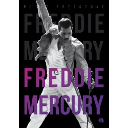 Freddie Mercury könyv