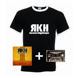 RKH - PÓLÓ + CD + KAZETTA KOMBÓ