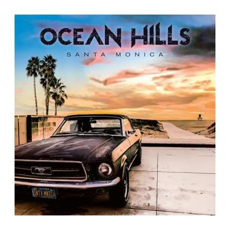 Ocean Hills - Santa Monica BLUE LP