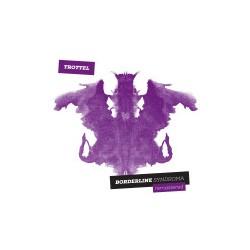 Borderline syndroma - remastered vinyl LP fekete