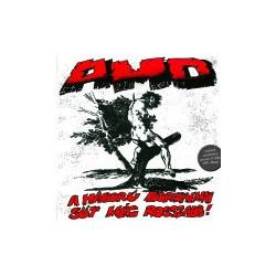 AMD - A háború borzalmai LP