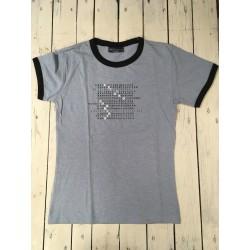 Szilárd - Sorminta női póló
