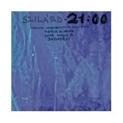 Szilárd - 21:00 DVD