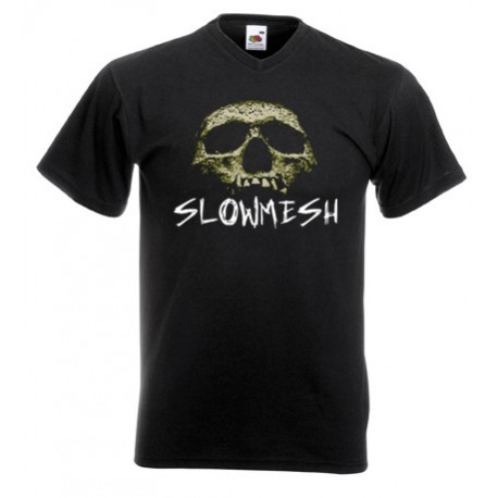 Slowmesh - Slowmesh v-nyakú férfi és női póló
