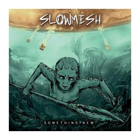 Slowmesh - Something New CD
