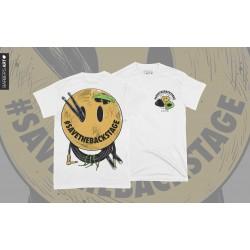 SAVE THE BACKSTAGE - HAPPY MUSIC IS REAL Férfi és Női póló