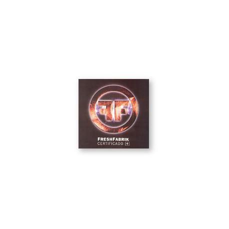 FRESHFABRIK - CERTIFICADO+ CD