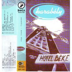 Karabély - Hotel Béke kazetta