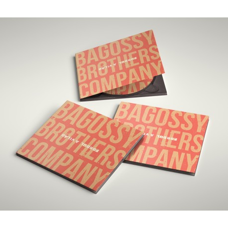 Bagossy Brothers Company - Fordul A Világ CD