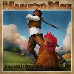 MARLBORO MAN - KAKASÜTÉS CD
