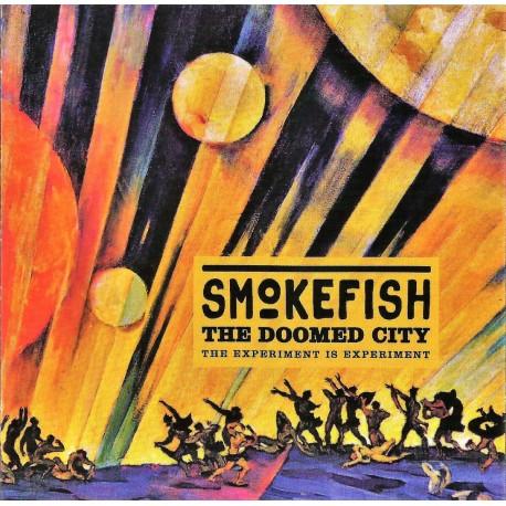 Smokefish - The Doomed City CD