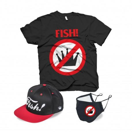 Fish! - Stop Covid Die Hard szett