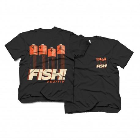 Fish! - Pozitív férfi és női póló