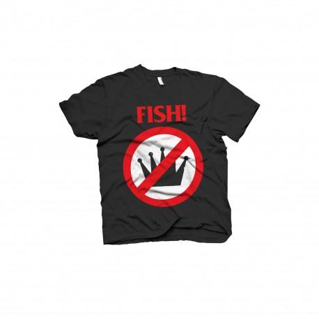 Fish! - Stop Covid férfi és női póló