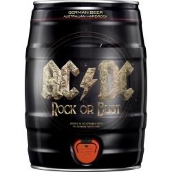 AC/DC 5 literes party hordó