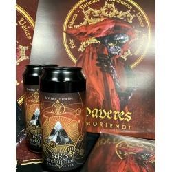 Cadaveres - Ars Moriendi Digi CD + 1 doboz sör