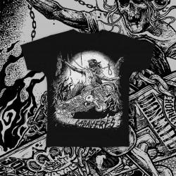 Cadaveres - Ezzel még tartozom póló
